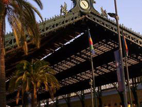Santiago Estación Central Railway Station