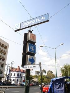 Metro Popotla