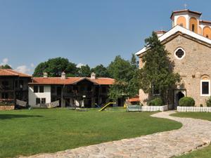 Monasterio Etropole
