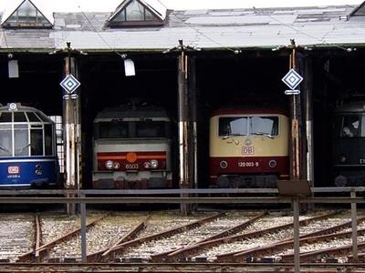 Augsburg Railway Park