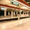 Tanah Merah Station At Night