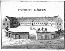 Exercise Yard From Busser 2 C Om Upsala Stad Etc