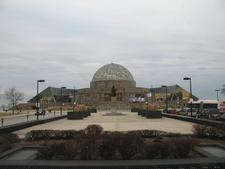 External View Adler Planetarium