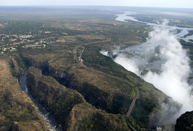 Ultimate Adventure - Victoria Falls Photos