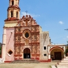 Misiones franciscanas de la Sierra Gorda