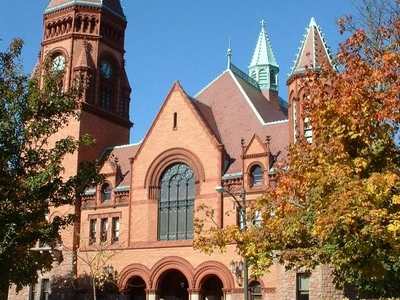 Fairhaven Town Hall