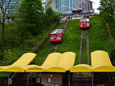Falls Incline Railway