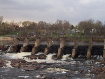 Falls Of The  Black  River