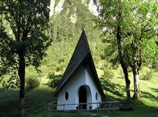 Falzthurntal Chapel Pertisau Am Achensee Austria