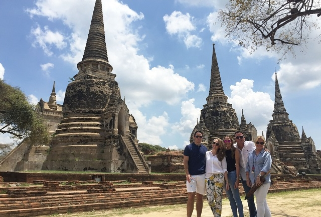 Private Excursion to Ayutthaya with Boat tour Photos