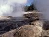 Fan And Mortar Geysers - Yellowstone - USA