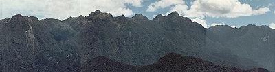 Farallones De Cali Panorama