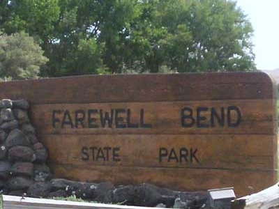 Farewell Bend State Recreation Area