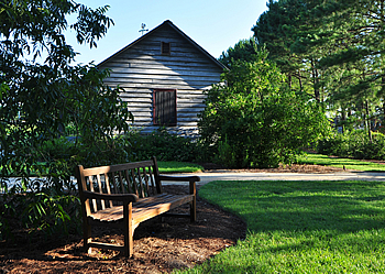 Farm House Bench - CFBG Fayetteville NC