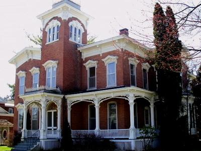 Farnam Mansion