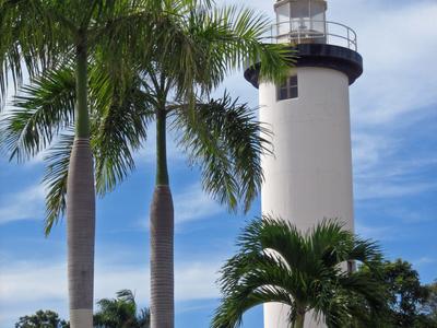 Punta Higüeras Lighthouse