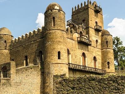 Fasilides Castle ET Gondar