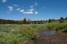 Fawn Pass Trail - Yellowstone - USA