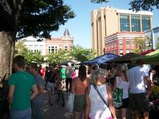 Fayetteville Farmer Market