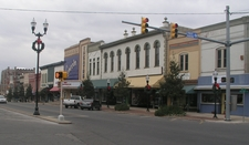 Fayetteville Town Square