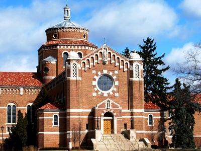 Felician Sisters Livonia Chapel