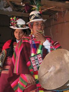 Festival In Sucre