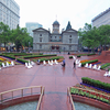 Festival Of Flowers At Pioneer Courthouse Square