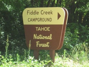 Fiddle Creek Campground