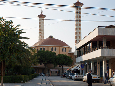 Mosque In Fier