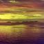 Fijian Island - Sunset