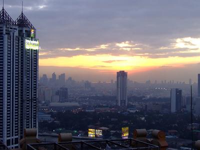 Filipino Twin Towers