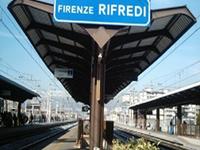 Firenze Rifredi la estación de tren