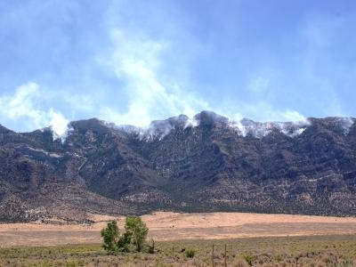 Fire Within Egan Range