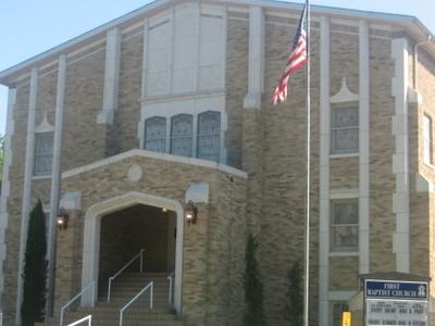 First  Baptist  Church  Caldwell