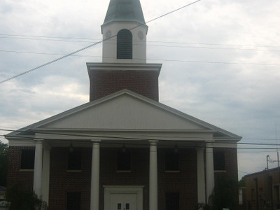 First  Baptist  Church Coushatta