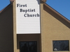 First  Baptist  Church In  Dilley