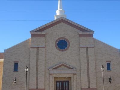 First  Baptist  Church Of  Floresville