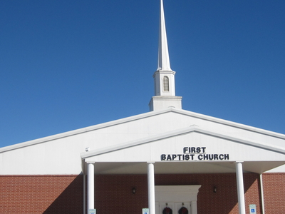 First  Baptist  Church Of  Jourdanton