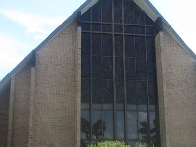 First  Baptist  Church Of  Mansfield