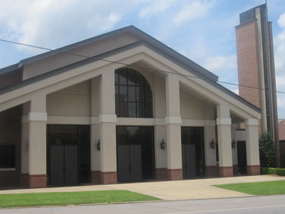 First  Baptist  Church Of  Ruston