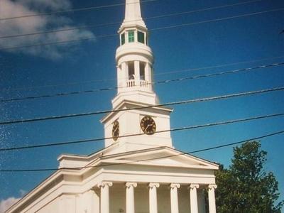 First Congregational Church Of  Ellsworth Steve