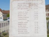 Primera Guerra Mundial memorial