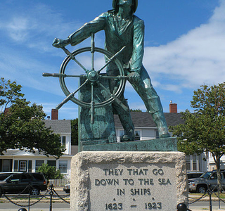 Fisherman Memorial