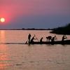 Fisherman On Lake Tanganyika, Northern Province