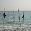 Fishermen Near Beach