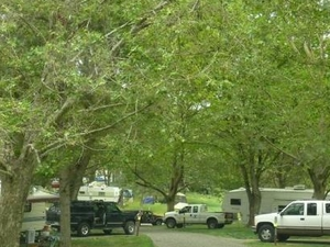Fishhook Park Campground