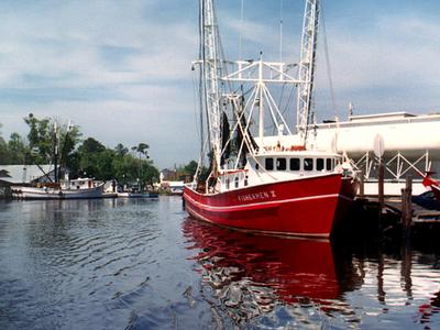 Fishing  Boat  Bayou  La  Batre