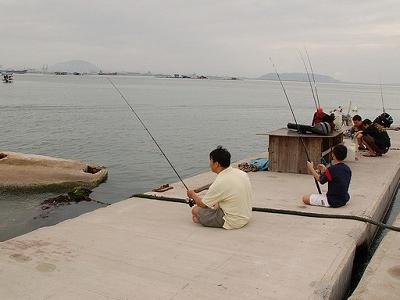 Fishing - Jelutong Penang