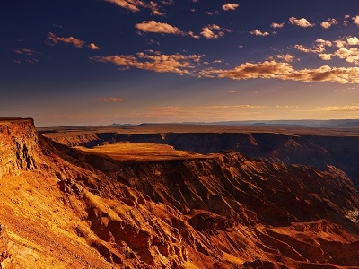 Fish River Canyon - South Namibia