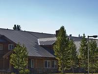 Flagg Ranch Information Station